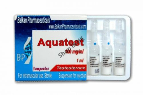 UK shop selling Aquatest 100 (10 amps) with immediate shipping